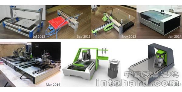 [图+视频]原型电路板雕刻点焊机Voltera亮相众筹网站