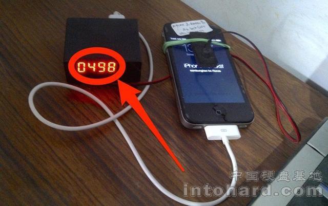神秘小黑盒:瞬间破解iPhone 6密码