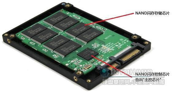 固态硬盘无法识别或数据删除还能恢复数据吗?