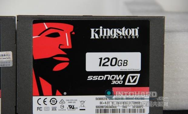 金士顿V300固态拆解对比:看完就会识别SSD真假货